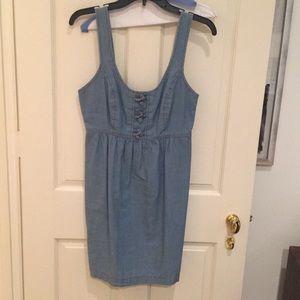 Tibi jean dress